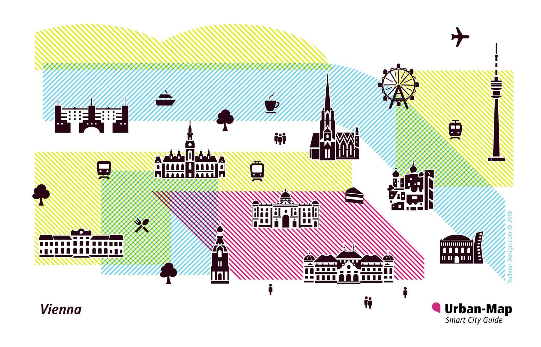 Vienna City Icons