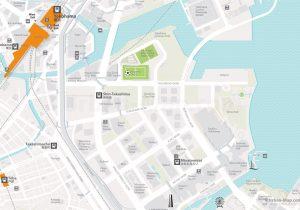 WiFiTokyo Rail Map Yokohama